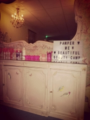 Beauty Camp Pamper Me Beautiful