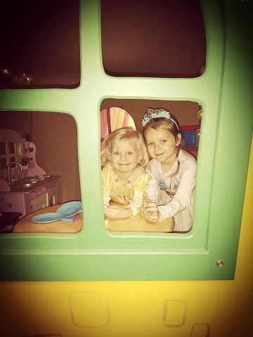 Smiling Princesses
